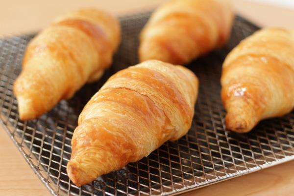 クロワッサン 手作りパン